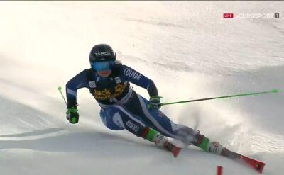 Robinson wygrała slalom gigant w Kranjskiej Gorze