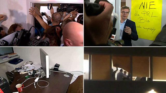 """Raport dla premiera: to, co wydarzyło się w redakcji """"Wprost"""", nie powinno mieć miejsca"""