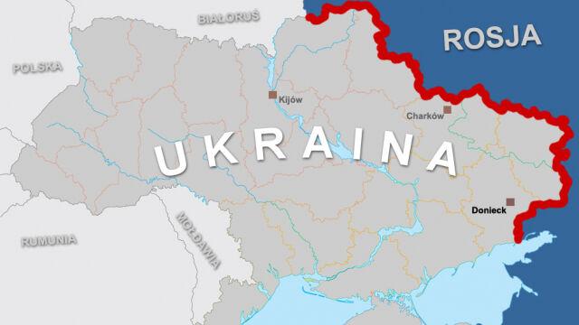 Ukraina nie wyklucza stanu wojennego na wschodzie i zamknięcia granic z Rosją