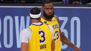 Los Angeles Lakers o krok od finału. Muszą się mieć jednak na baczności