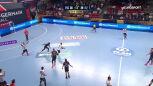 Skrót meczu PSG - SG Flensburg-Handewitt w 2. kolejce Ligi Mistrzów piłkarzy ręcznych