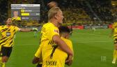 Skrót meczu Borussia Dortmund - Borussia Moenchengladbach w 1. kolejce Bundesligi