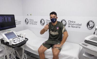 Suarez przeszedł testy medyczne w Atletico Madryt