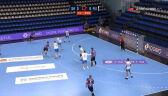Skrót meczu Czechowskie Niedźwiedzie - ORLEN Wisła Płock w 3. kolejce Ligi Europejskiej
