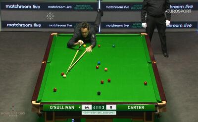 Setka O'Sullivana w półfinale Northern Ireland Open