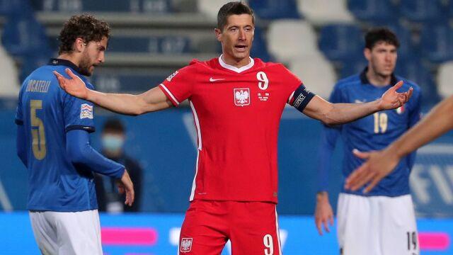 """""""Sami ustalaliśmy, jak gramy"""". Lewandowski karcił nie tylko Brzęczka"""