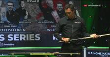 Dale pokonał Williamsa w 2. rundzie Northern Ireland Open
