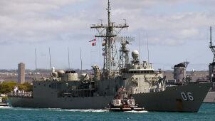 Zamiast nowych okrętów używane z Australii? Nowy pomysł na polską flotę