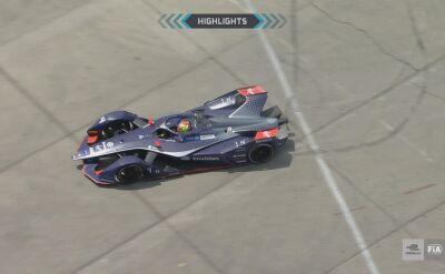Najważniejsze wydarzenia z kwalifikacji do ePrix Santiago