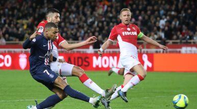 Glik spowodował karnego. PSG nie dało szans AS Monaco