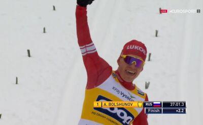 Bolszunow wygrał bieg pościgowy na 15 km klasykiem w Novym Mescie