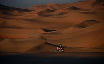 Podsumowanie 11. etapu Rajdu Dakar w kategorii motocykli