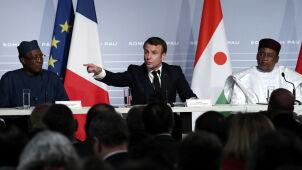 Francja wyśle kolejnych żołnierzy do Afryki Zachodniej