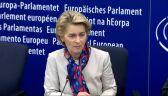 Von der Leyen poinformowała, że na spotkaniu KE odbędzie się dyskusja o praworządności w Polsce