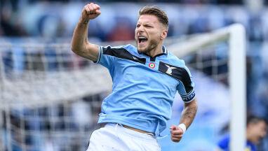 Honorowy gol Linettego w Rzymie. Niesamowita seria Lazio