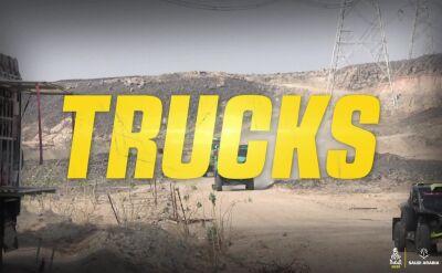 Podsumowanie 11. etapu Rajdu Dakar w kategorii ciężarówek