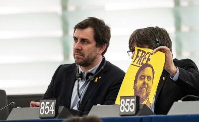 Oriol Junqueras pozbawiony mandatu europarlamentu