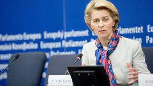 Komisja Europejska wystąpi do TSUE o zablokowanie Izby Dyscyplinarnej
