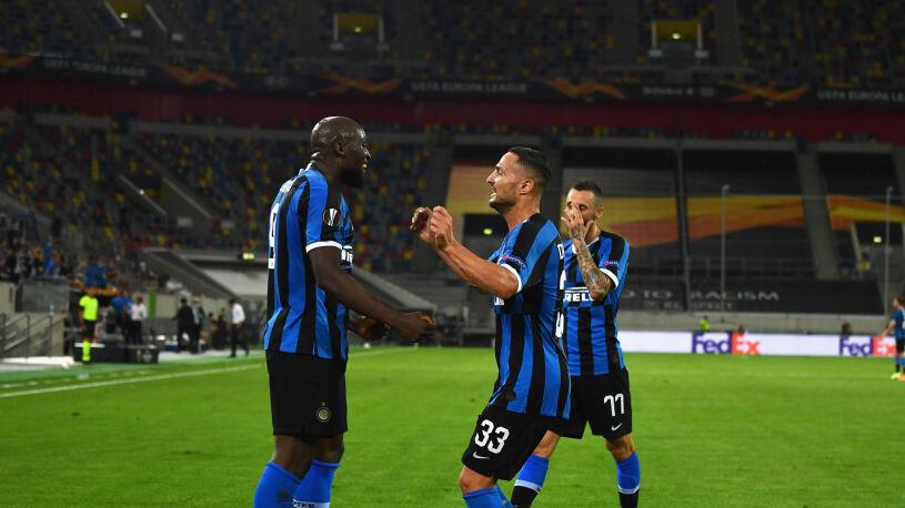 Inter Mediolan w półfinale Ligi Europy. Manchester United uratował się w dogrywce