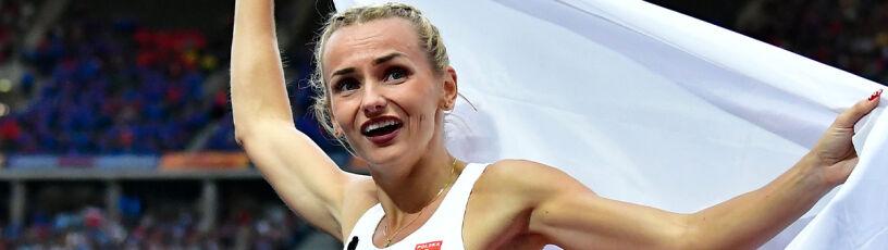 Polska mistrzyni zestresowana przed pierwszym startem