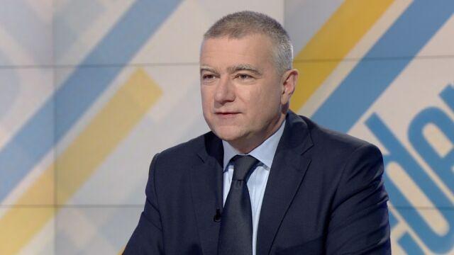Graś: na Ukrainie realizowany jest rosyjski scenariusz, niekoniecznie ukraińskimi rękami