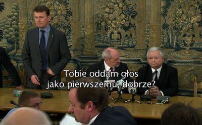 Co łączy Kaczyńskiego z Macierewiczem?