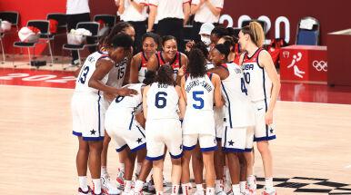 Amerykańskie koszykarki z siódmym triumfem z rzędu