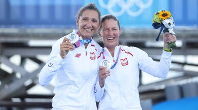 Polki odebrały srebrne medale.
