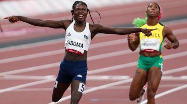 Miała podwyższony poziom testosteronu, zdobyła medal.