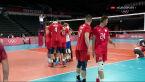 Tokio. Niesamowita końcówka 3. seta w meczu Brazylia – Rosyjski Komitet Olimpijski w półfinale