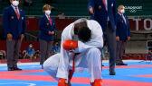 Tokio. Karate. Nieprzepisowy nokaut w finale, Hamedi stracił złoto