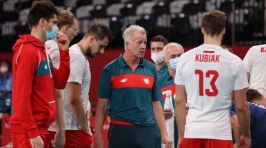 Szef polskiej siatkówki po klapie na igrzyskach.