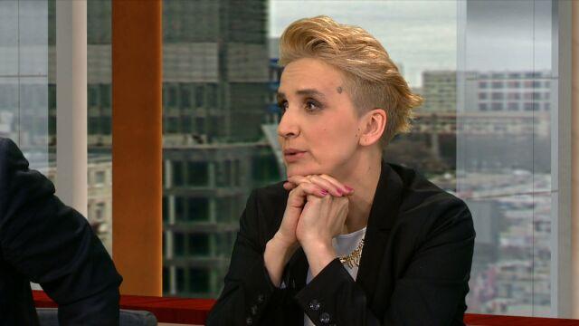 Joanna Scheuring-Wielgus: prezydent to nie żaden gracz, to narciarz