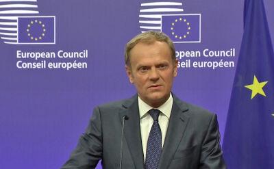 Tusk: jesteśmy gotowi na negatywny scenariusz