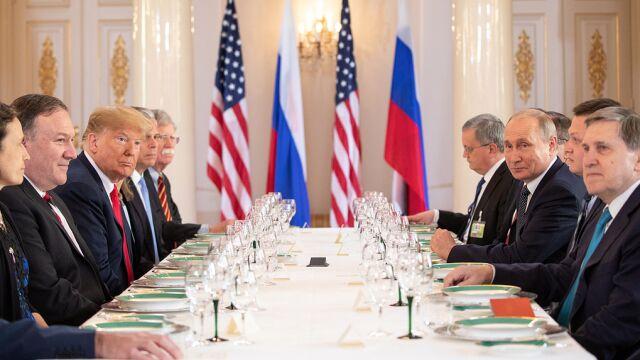 Biały Dom prostuje, Trump dodaje:  Putin odpowiada za ingerencję w nasze wybory