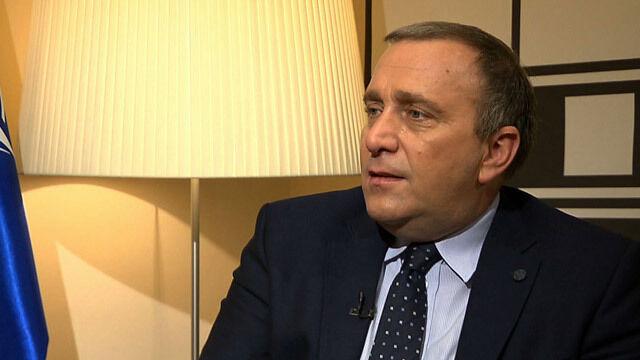 Schetyna: Polska nie dorzuci się do Greków, będzie to miała na barkach eurogrupa
