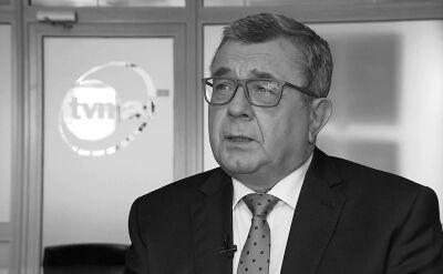 Tomasz Zimoch: Grzegorz miał dystans do życia, do polityki, ale kiedy mówiono o sporcie, to było dla niego wciągające