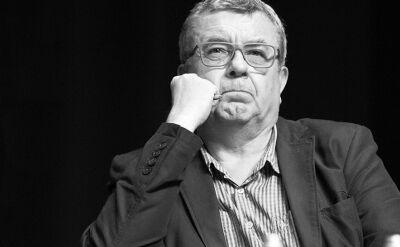 Juliusz Kaszyński, dziennikarz TVN24: był nauczycielem, mistrzem, którego, gdy się obserwowało, można było nauczyć się bardzo wiele