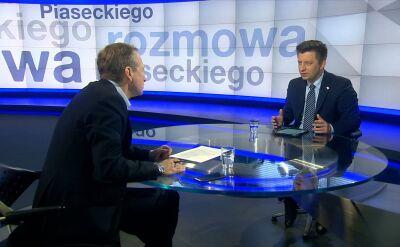 Michał Dworczyk komentuje dymisję komendanta SOP