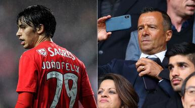Jorge Mendes w Turynie. W grę wchodzi transfer za 120 mln euro