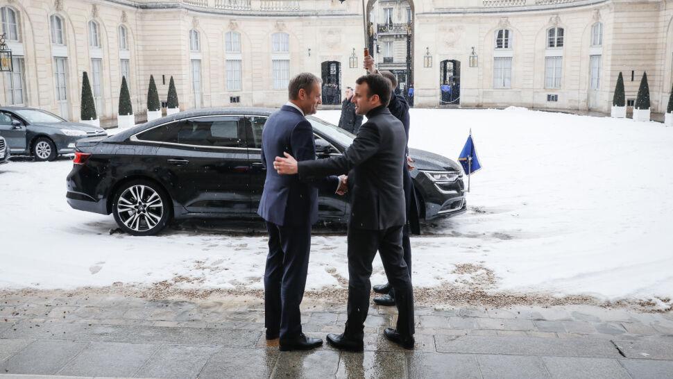 """""""Odrodzenie Europy musi rozpocząć się teraz"""""""