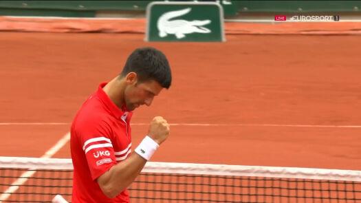Djoković awansował do 4. rundy French Open