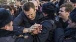 Aleksiej Nawalny zorganizował w Rosji liczne protesty opozycyjne