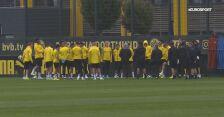 Trening BVB przed meczem z Barceloną