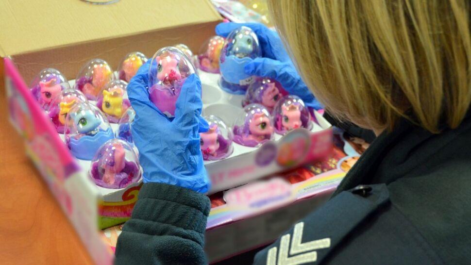 Ponad dwa tysiące zabawek z Chin do zniszczenia. Są niebezpieczne dla dzieci