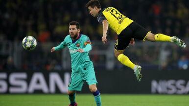 Trener Barcelony po remisie w Dortmundzie: bardzo się męczyliśmy