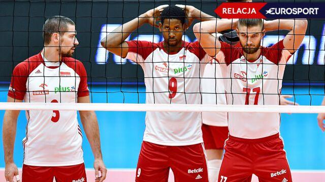Polscy siatkarze pokonali  Hiszpanię 3:0 i awansowali do ćwierćfinału mistrzostw Europy
