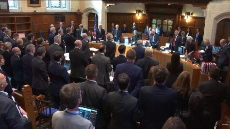 Sąd nie wyda w poniedziałek orzeczenia w kwestii legalności decyzji Johnsona