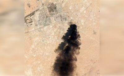 Atak na rafinerię w Arabii Saudyjskiej
