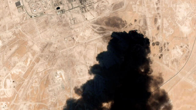 USA wysyłająkolejnych żołnierzy do Arabii Saudyjskiej po atakach na rafinerie